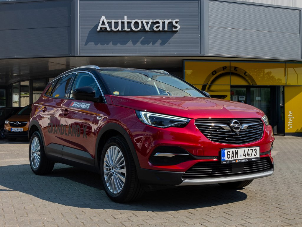 Opel Grandland X Innovation 1.6 CDTi MT6 S/S