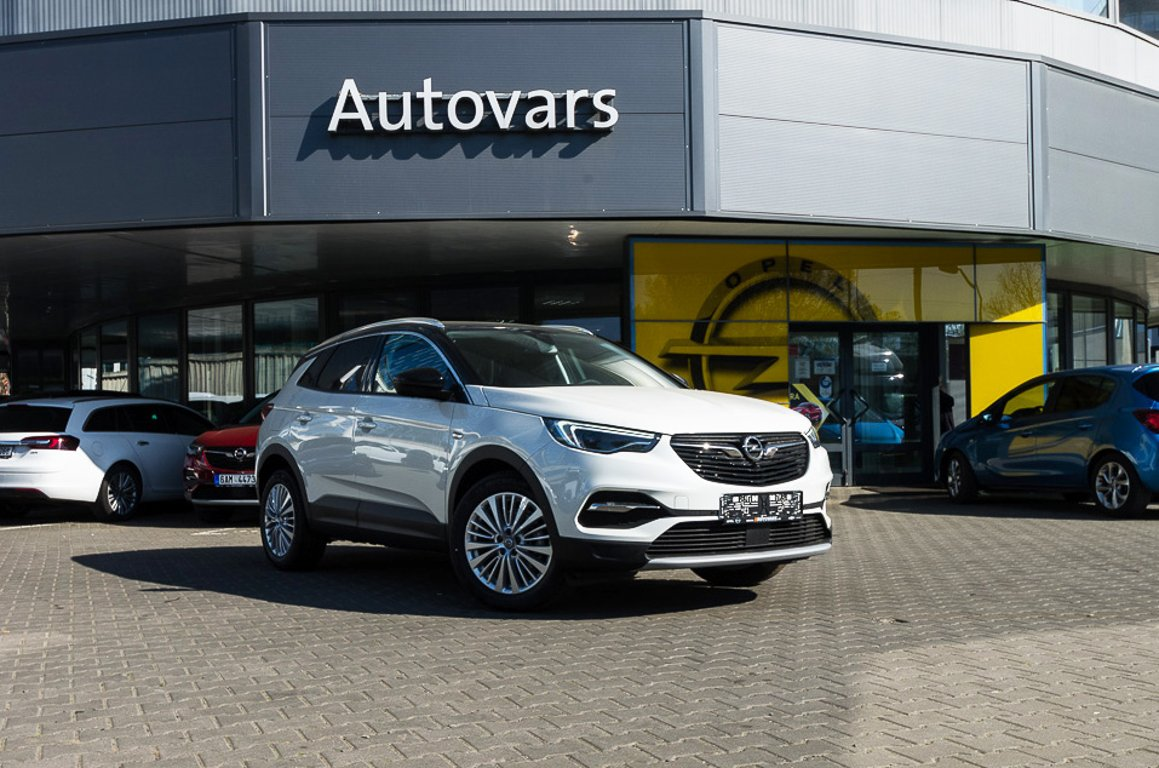 Opel Grandland X Innovation 1.6 CDTi AT6 S/S