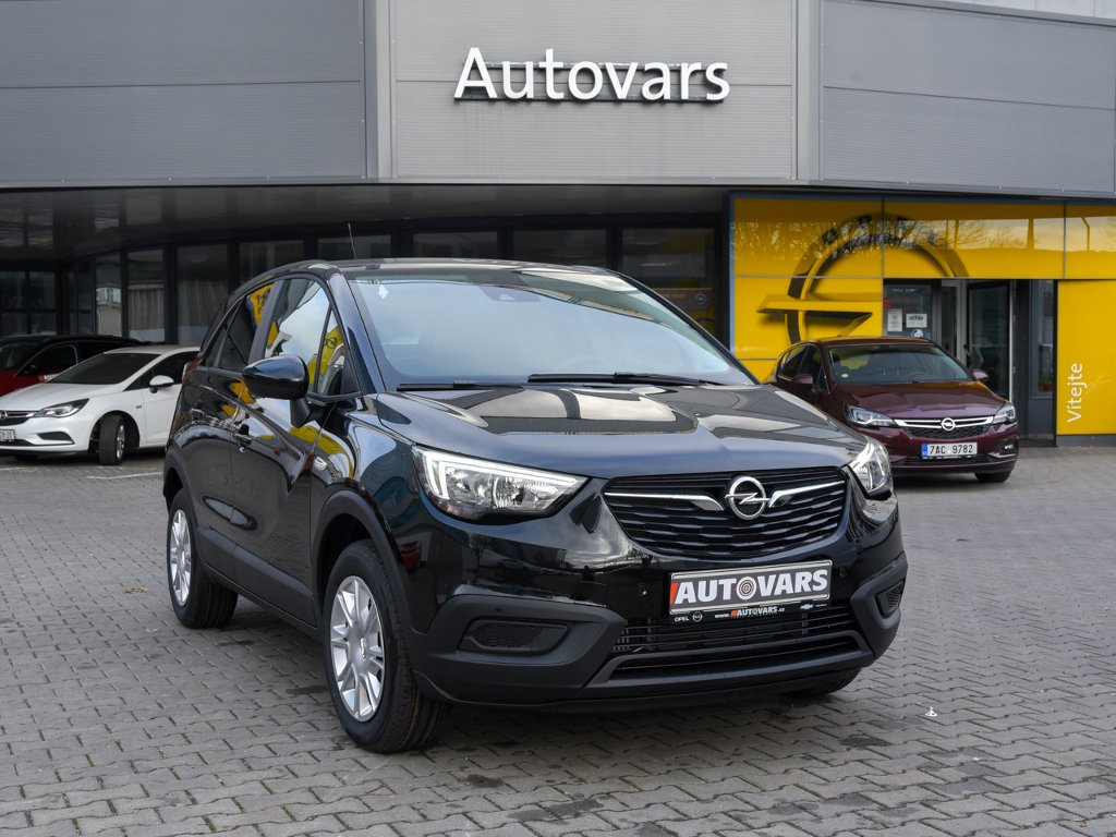 Opel Crossland X Enjoy 1,2T 81kW AT6