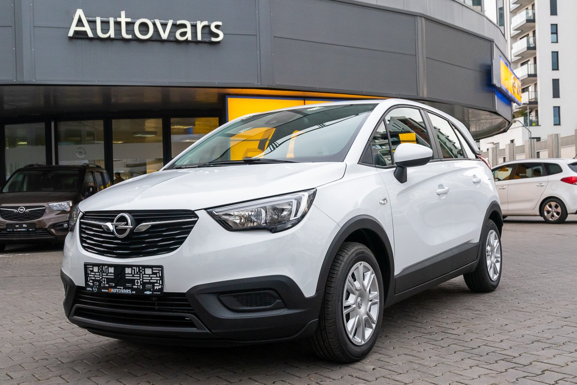 Opel Crossland X Smile 1,2 MT5