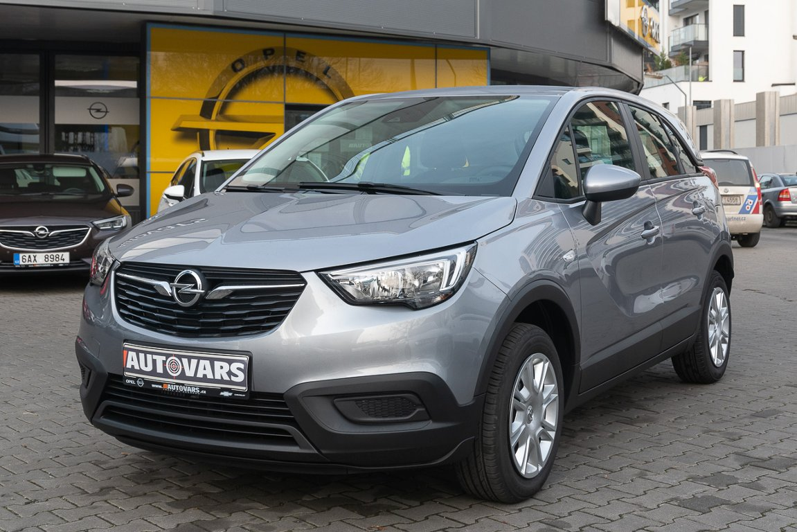 Opel Crossland X 1,2 81kW/110k MT6 SMILE