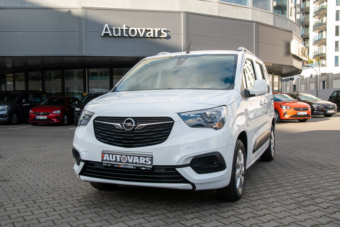 Opel Combo Life Smile L1H1 1.2 MT6