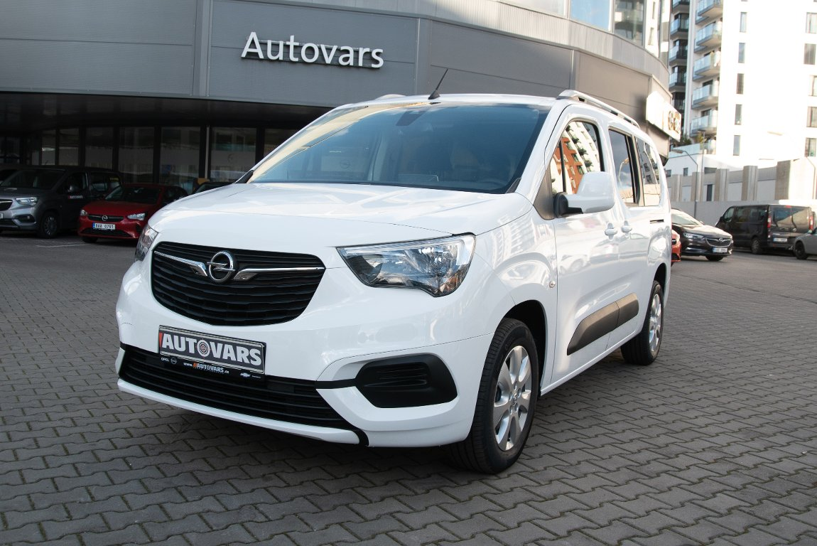 Opel Combo Life Smile L2H1 1.2 MT6