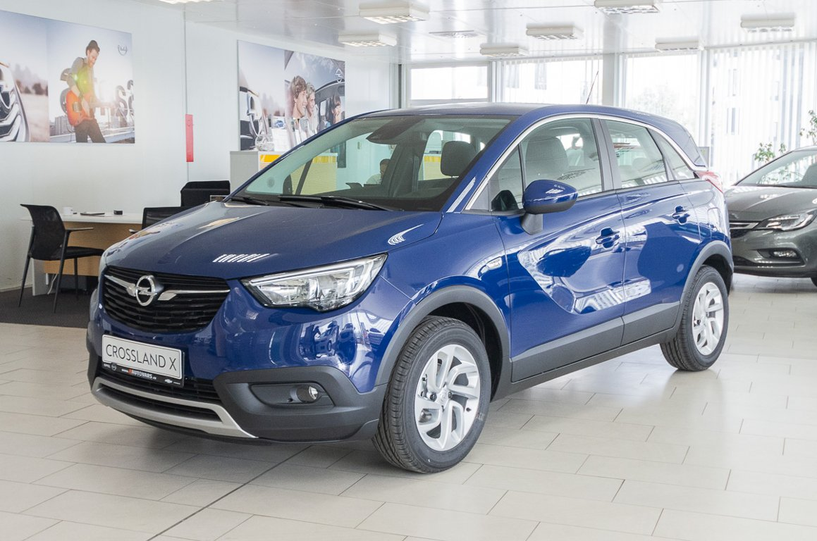 Opel Crossland X 1,2 60kW/81k MT5 Innovation
