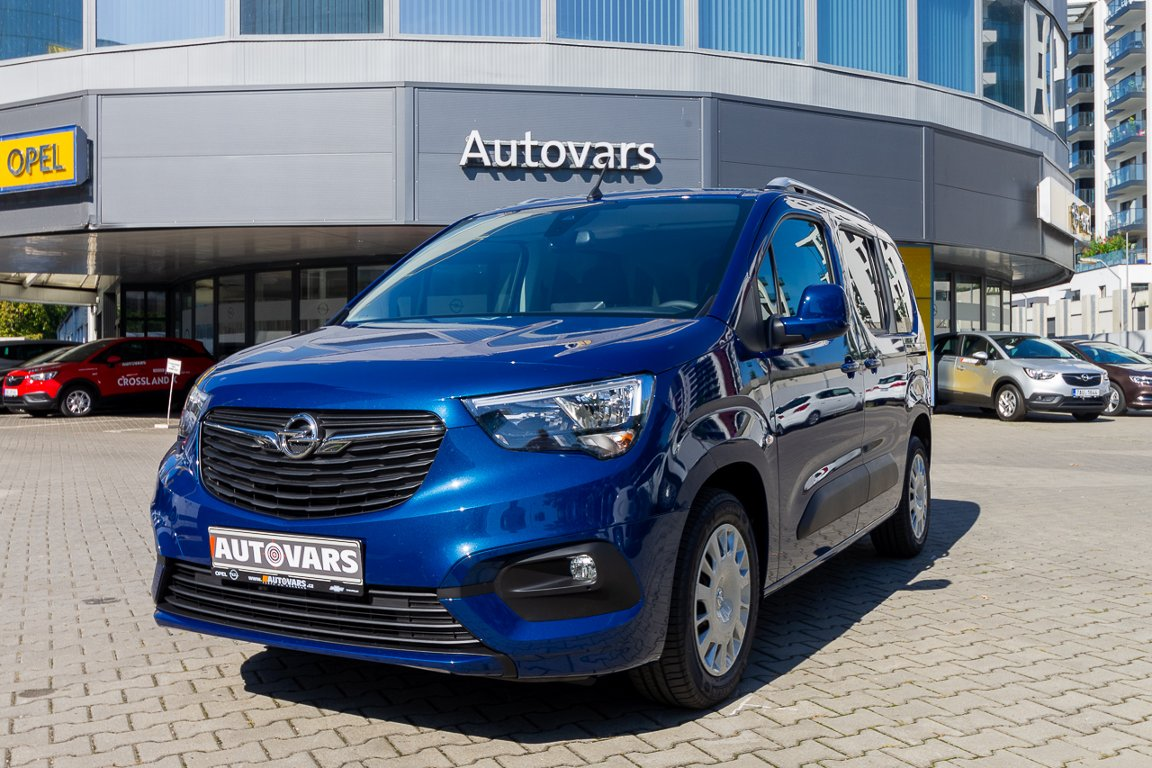 Opel Combo Life Smile L1H1 1.5D MT5