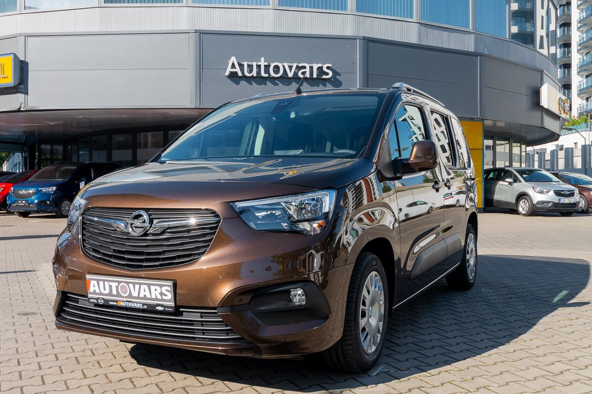 Opel Combo Life Enjoy 1,5D 75kW MT5