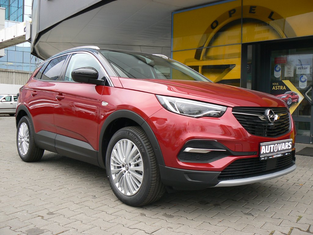 Opel Grandland X Innovation 1.2 Turbo AT6 S/S