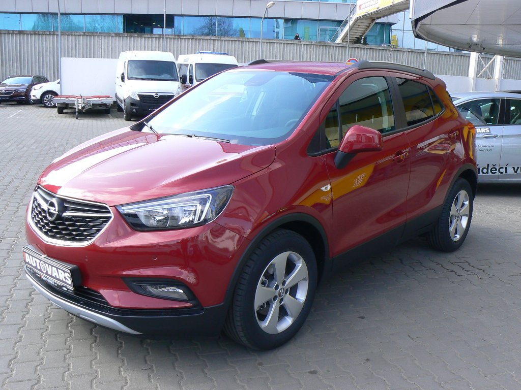 Opel Mokka X Smile 1,4 Turbo MT6 S/S