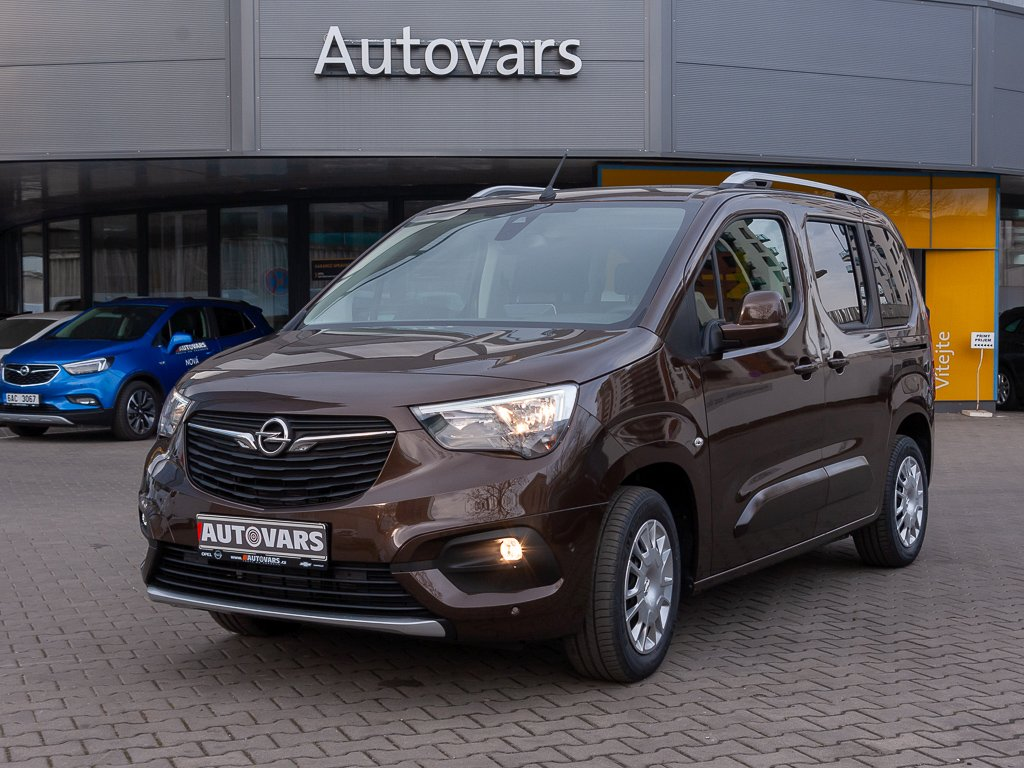 Opel Combo Innovation 1,5D 75kW/100k MT5
