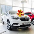 Opel Mokka X Innovation 1,6 CDTi 4x4 MT6